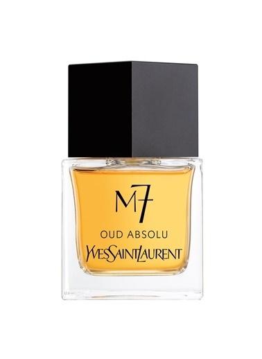 Yves Saint Laurent M7 Oud Absolu Edt 80 Ml Erkek Parfümü Renksiz